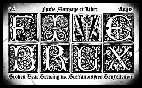 FIVE BRUX