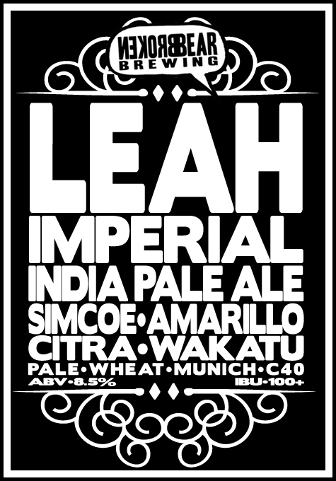 LEAH - IMPERIAL INDIA PALE ALE